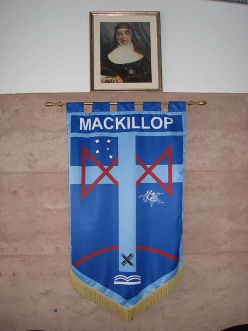 MacKillop - Blue Faction